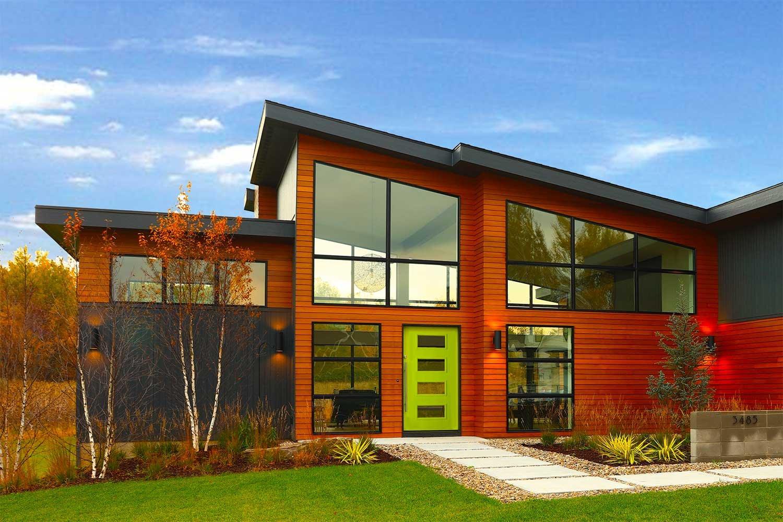 configs-house-green-door